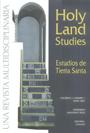 Estudios de Tierra Santa - Revista Multidisciplinaria