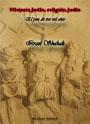 Historia judía, religión judía - El peso de tres mil años - Israel Shahak