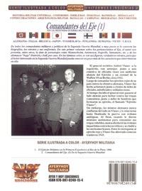 Comandantes del Eje en la Segunda Guerra Mundial