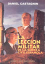 La Leccion Militar de la guerra civil española