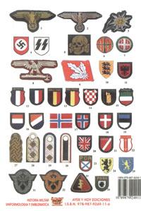 WAFFEN SS - Manual de Insignias - Historia - Insignias - Emblemas - 1935-45 - Jorge G. Crespo